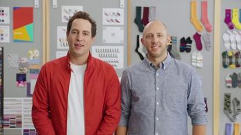 Bombas TV Spot, 'The Greatest Sock Never Sold: 20 Percent'