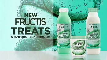 Garnier Fructis Treats TV Spot, 'Nourish Hungry Hair' Song by Bruno Mars - Thumbnail 10