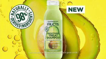 Garnier Fructis Treats TV Spot, 'Nourish Hungry Hair' Song by Bruno Mars - Thumbnail 3