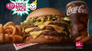 Jack in the Box Triple Bonus Jack Combo TV Spot, 'Quit Horsin' Around' - Thumbnail 9