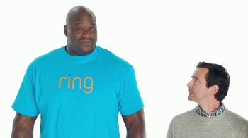 Ring TV Spot, 'Keep an Eye on Everything' Featuring Shaquille O'Neal