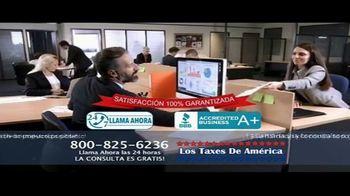 Los Taxes de América TV Spot, 'Jorge y Miriam debían más $200 mil dólares al IRS' - Thumbnail 8