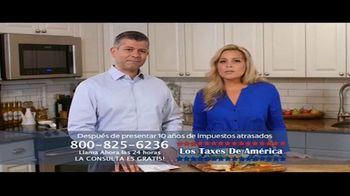 Los Taxes de América TV Spot, 'Jorge y Miriam debían más $200 mil dólares al IRS' - Thumbnail 4
