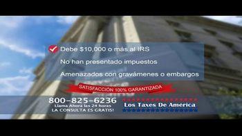 Los Taxes de América TV Spot, 'Jorge y Miriam debían más $200 mil dólares al IRS' - Thumbnail 5