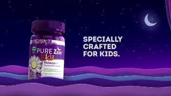 Vicks ZzzQuil Pure Zzzs Liquid Melatonin Sleep-Aid TV Spot, 'Unique Botanical Blend' - Thumbnail 8