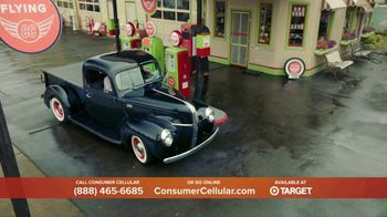 Consumer Cellular TV Spot, 'Truck'