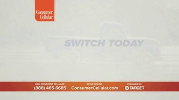 Consumer Cellular TV Spot, 'Truck: Talk, Text, Data $20+ a Month' - Thumbnail 10