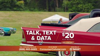 Consumer Cellular TV Spot, 'Truck: Talk, Text, Data $20+ a Month' - Thumbnail 4