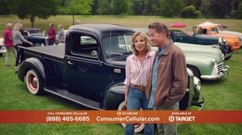 Consumer Cellular TV Spot, 'Truck: Talk, Text, Data $20+ a Month' - Thumbnail 5