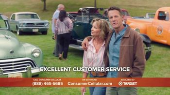 Consumer Cellular TV Spot, 'Truck: Talk, Text, Data $20+ a Month' - Thumbnail 6