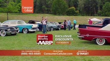 Consumer Cellular TV Spot, 'Truck: Talk, Text, Data $20+ a Month' - Thumbnail 7