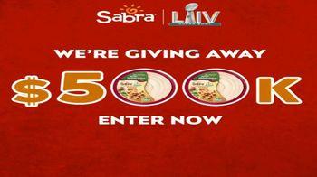 Sabra Super Bowl 2020 Teaser, 'Dip, Watch, Win: Snacks on Snacks'