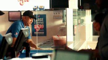 Domino's $5.99 Large 2-Topping TV Spot, 'The Big Guns: Pepperoni Guy' - Thumbnail 4