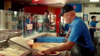 Domino's $5.99 Large 2-Topping TV Spot, 'The Big Guns: Pepperoni Guy' - Thumbnail 7