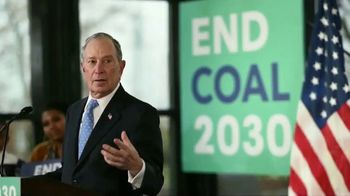 Mike Bloomberg 2020 TV Spot, 'Clean Energy' - 99 commercial airings