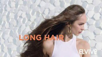 L'Oreal Paris Elvive Dream Lengths TV Spot, 'For Long, Healthy Hair' Featuring Luma Grothe - Thumbnail 1