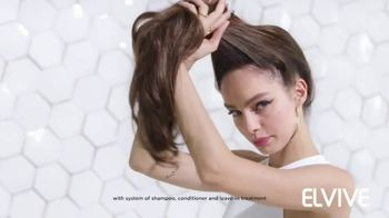 L'Oreal Paris Elvive Dream Lengths TV Spot, 'For Long, Healthy Hair' Featuring Luma Grothe