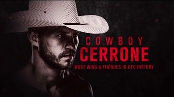 ESPN+ UFC 246 TV Spot, 'McGregor vs. Cerrone' Song by Valerie Broussard