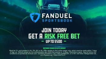 FanDuel Sportsbook TV Spot, 'What Would You Bet If You Knew You Couldn't Lose?' - Thumbnail 9