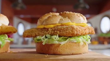 Arby's 2 for $6 Crispy Fish Sandwiches TV Spot, 'Differences' Song by YOGI - Thumbnail 1