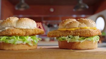 Arby's 2 for $6 Crispy Fish Sandwiches TV Spot, 'Differences' Song by YOGI - Thumbnail 3