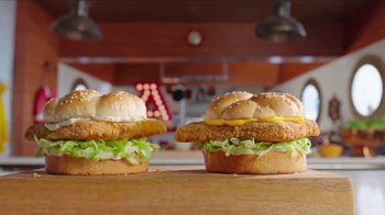 Arby\'s 2 for $6 Crispy Fish Sandwiches TV Spot, \'Differences\' Song by YOGI