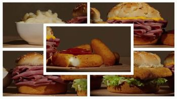 Arby's 2 for $6 Faves You Crave TV Spot, 'Eligible Favorites' Song by YOGI