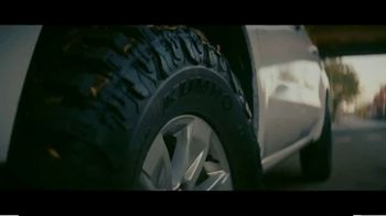 Kumho Tires TV Spot, 'NBA: This Is My Road' Featuring Coby White - Thumbnail 8