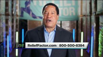 Relief Factor Quickstart TV Spot, 'Reasons Like This: Julie' Featuring Larry Elder - Thumbnail 3