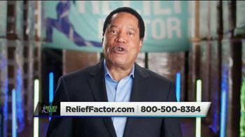 Relief Factor Quickstart TV Spot, 'Reasons Like This: Julie' Featuring Larry Elder - Thumbnail 4