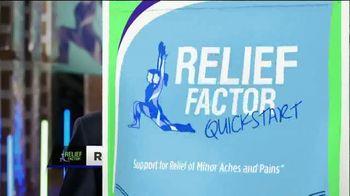 Relief Factor Quickstart TV Spot, 'Reasons Like This: Julie' Featuring Larry Elder - Thumbnail 5