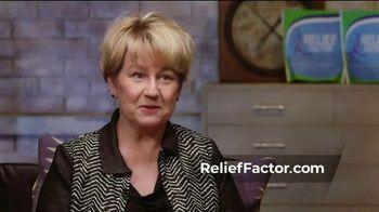 Relief Factor Quickstart TV Spot, 'Reasons Like This: Julie' Featuring Larry Elder - Thumbnail 6