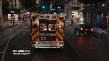 Verizon TV Spot, '5G Built Right: Vital Signs'