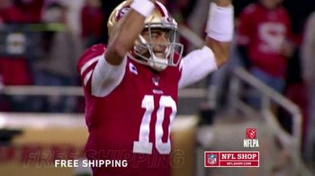 NFL Shop TV Spot, 'NFC Champs: 49ers' - Thumbnail 8