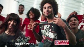 NFL Shop TV Spot, 'NFC Champs: 49ers' - Thumbnail 9