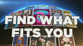 WWE Shop TV Spot, 'Join the Universe: Warehouse Clearance Savings' Song by Song by Krissie Karlsson - Thumbnail 8