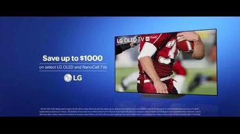 Best Buy TV Spot, 'Feel Like You're On the Field: OLED TV' - Thumbnail 10