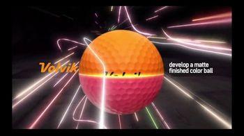 Volvik TV Spot, 'Color Ball Is Volvik' - Thumbnail 4