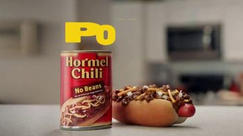 Hormel Chili TV Spot, 'Pour it On' - Thumbnail 9