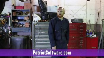 Patriot Software TV Spot, 'Auto Shop' - Thumbnail 2