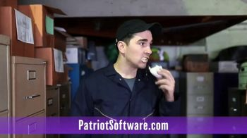 Patriot Software TV Spot, 'Auto Shop'