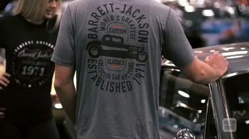 Barrett-Jackson TV Spot, 'Merchandise and Apparel'