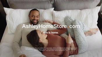 Ashley HomeStore Big Sleep Sale TV Spot, 'Zero Percent Interest' Song by Midnight Riot - Thumbnail 10