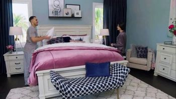 Ashley HomeStore Big Sleep Sale TV Spot, 'Zero Percent Interest' Song by Midnight Riot