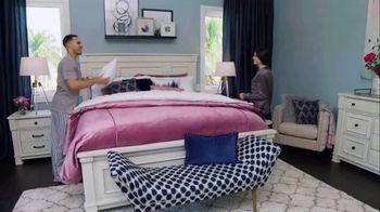 Ashley HomeStore Big Sleep Sale TV Spot, 'Zero Percent Interest' Song by Midnight Riot - Thumbnail 3