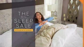 Ashley HomeStore Big Sleep Sale TV Spot, 'King for the Price of a Twin' Song by Midnight Riot - Thumbnail 2