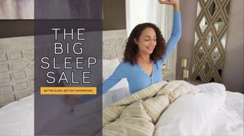 Ashley HomeStore Big Sleep Sale TV Spot, 'King for the Price of a Twin' Song by Midnight Riot