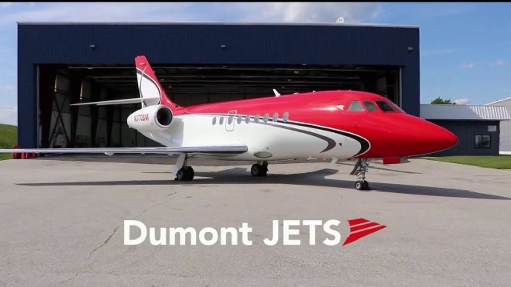 Dumont Aviation Group TV Commercial, 'Excellence in Private Aviation'