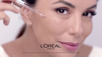 L'Oreal Paris Revitalift Hyaluronic Acid Serum TV Spot, 'Plump & Reduce Wrinkles' Feat. Eva Longoria