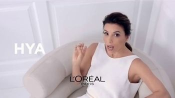 L'Oreal Paris Revitalift Hyaluronic Acid Serum TV Spot, 'Plump & Reduce Wrinkles' Feat. Eva Longoria - Thumbnail 1
